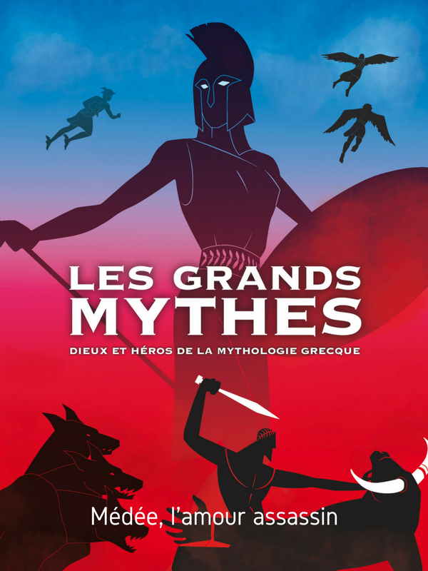"Afficher ""Les grands mythes - Médée, l'amour assassin"""