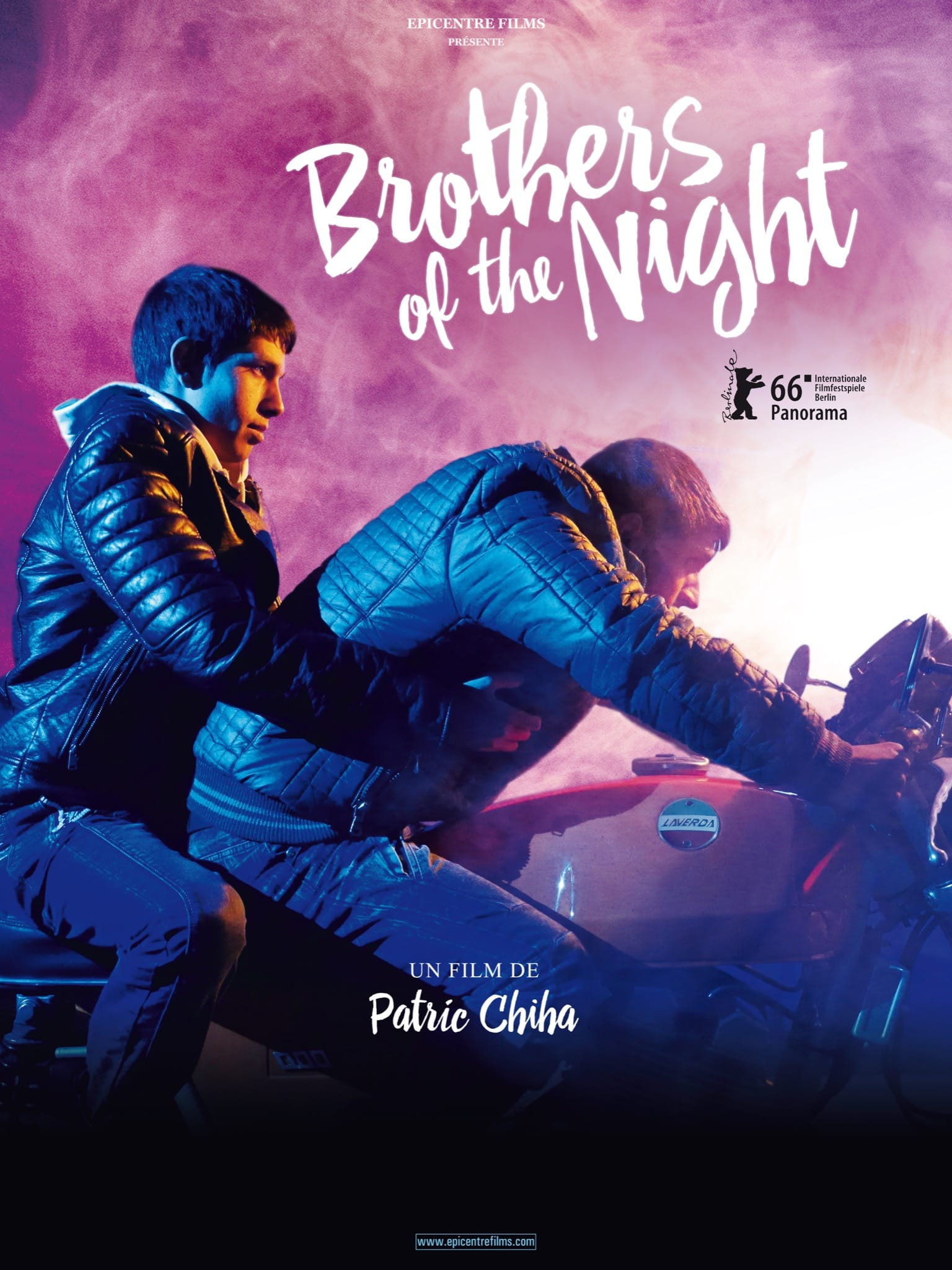 Brothers of the Night | Chiha, Patric (Réalisateur)