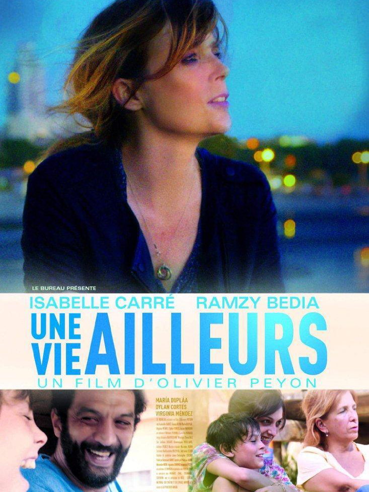 Movie poster of Une Vie ailleurs