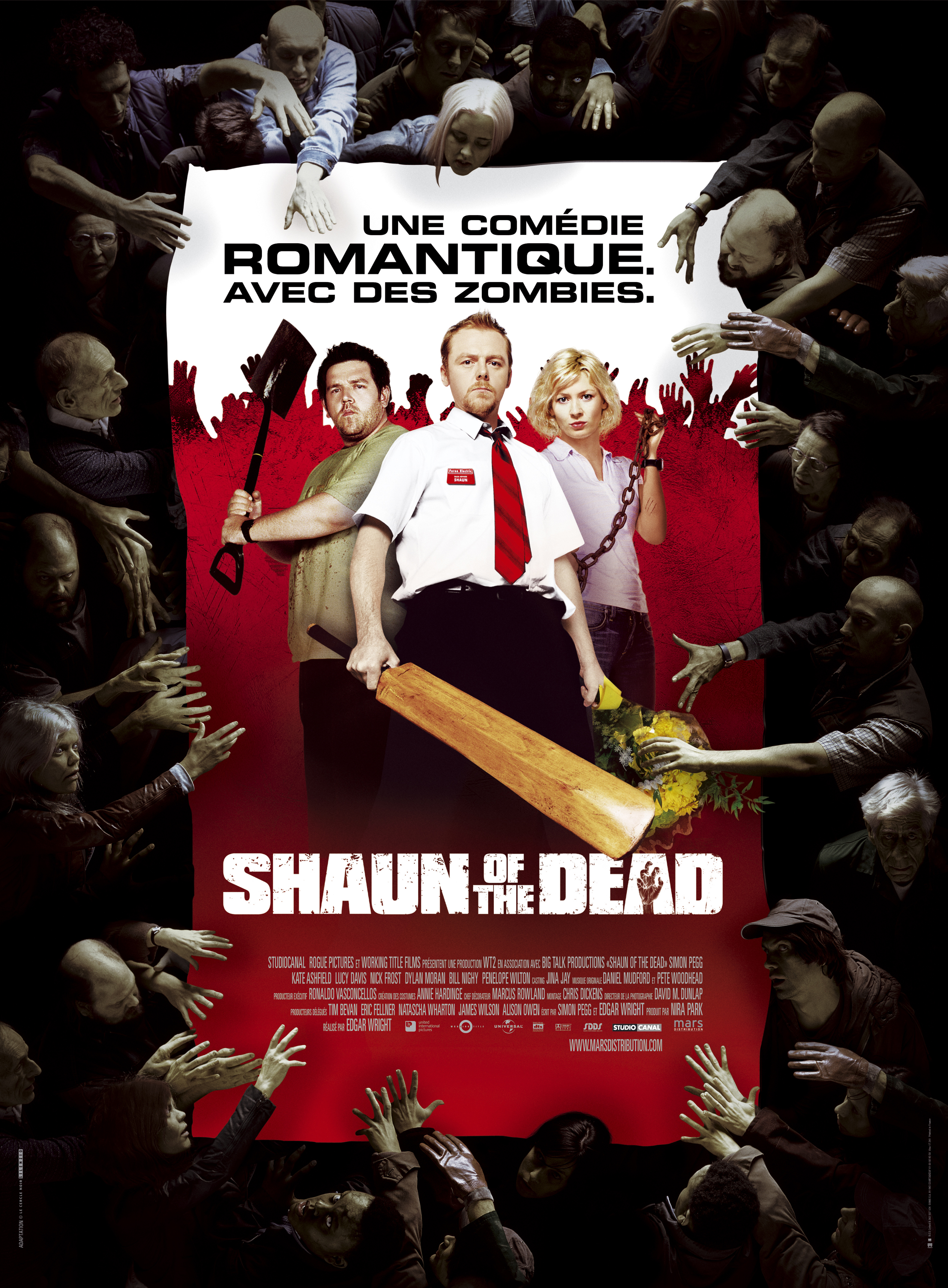 Shaun of the dead | Wright, Edgar (Réalisateur)