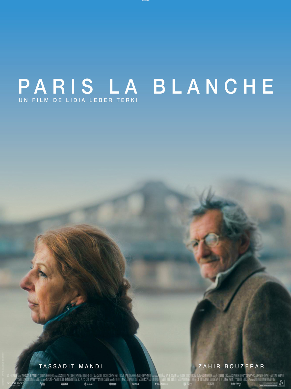 Paris la blanche |