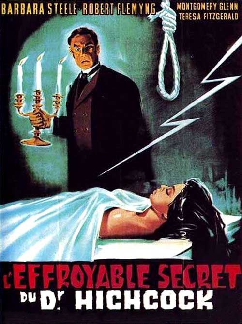 "Afficher ""L'Effroyable secret du Dr. Hichcock"""