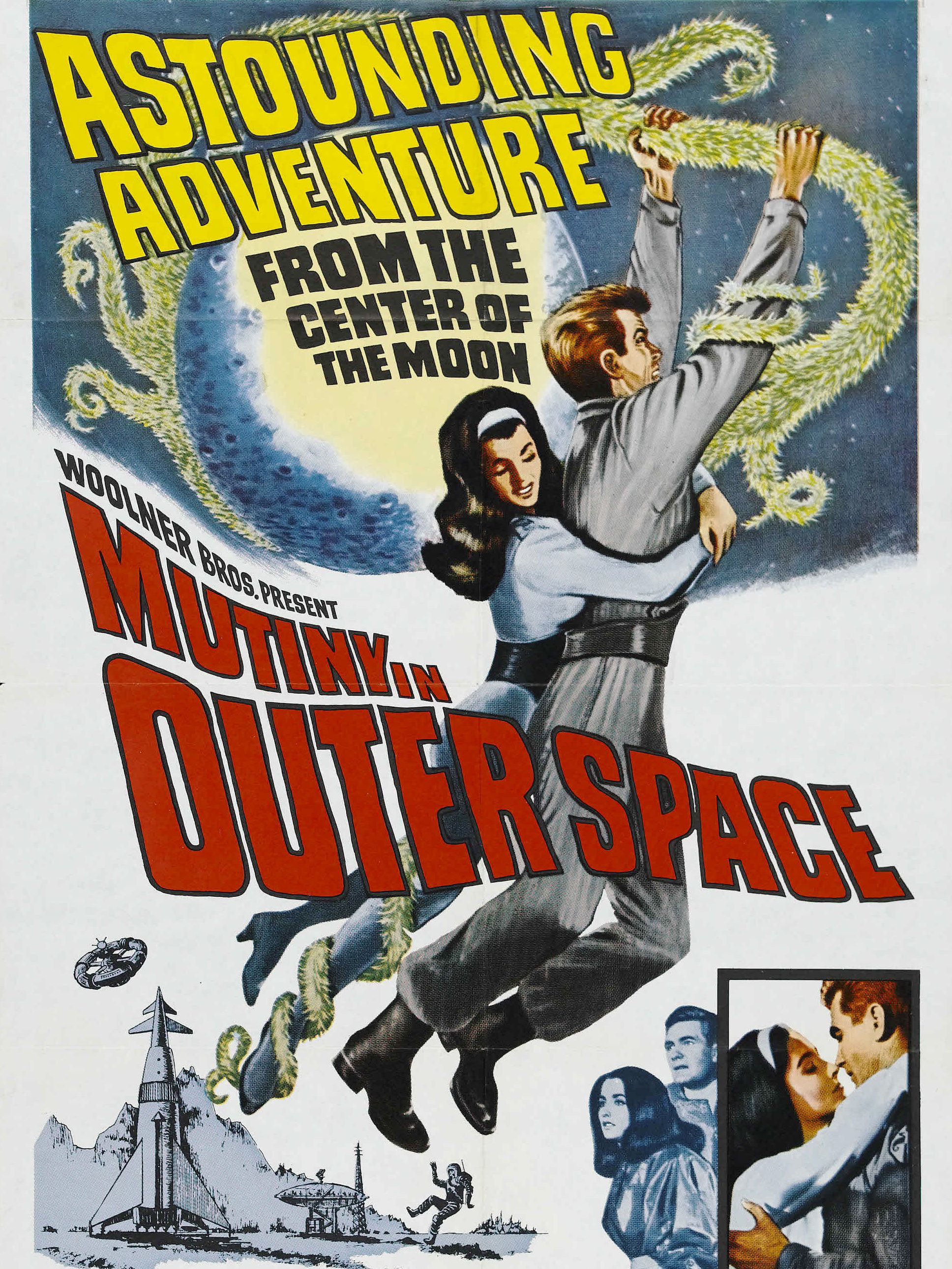 "Afficher ""Mutiny in Outer Space"""
