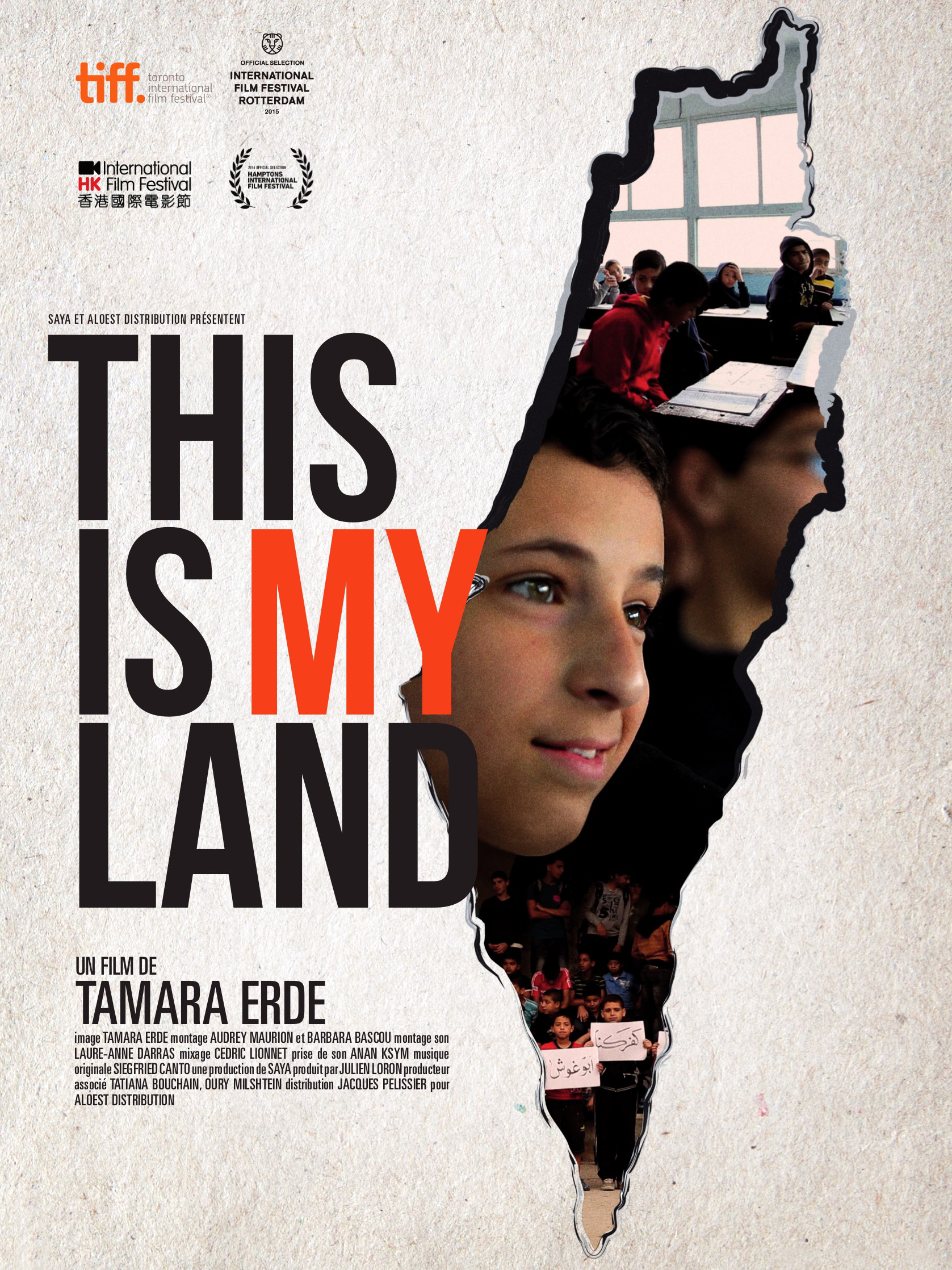 This Is My Land |