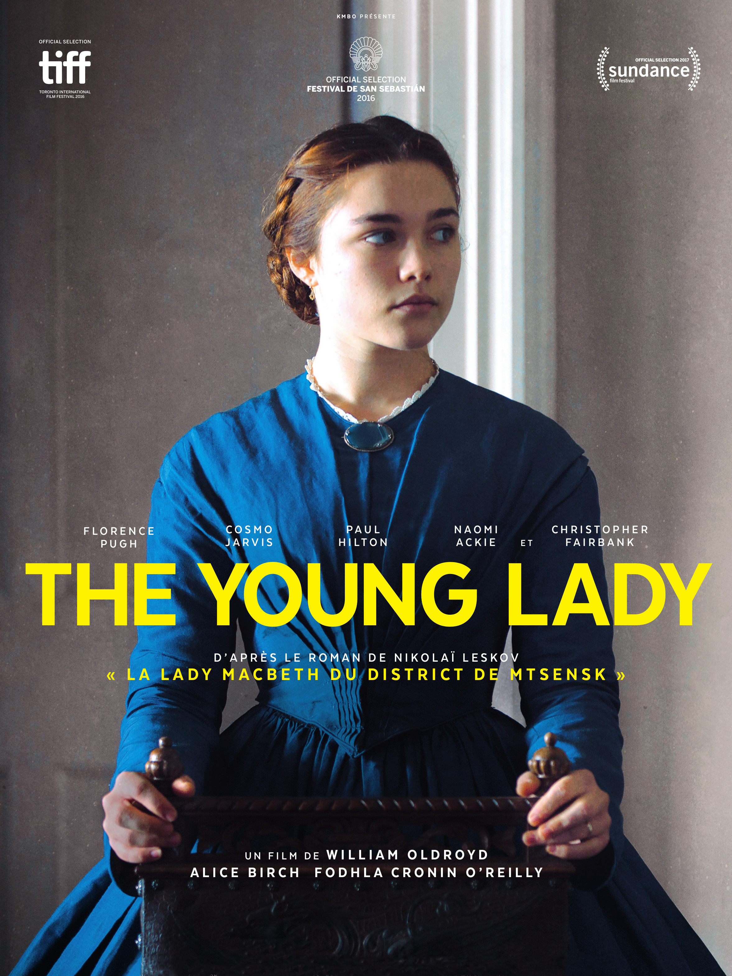 The Young Lady |