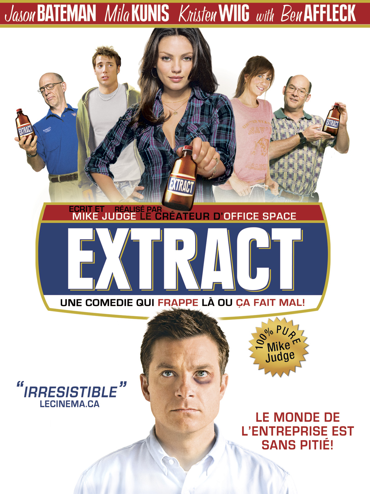 Extract | Judge, Mike (Réalisateur)
