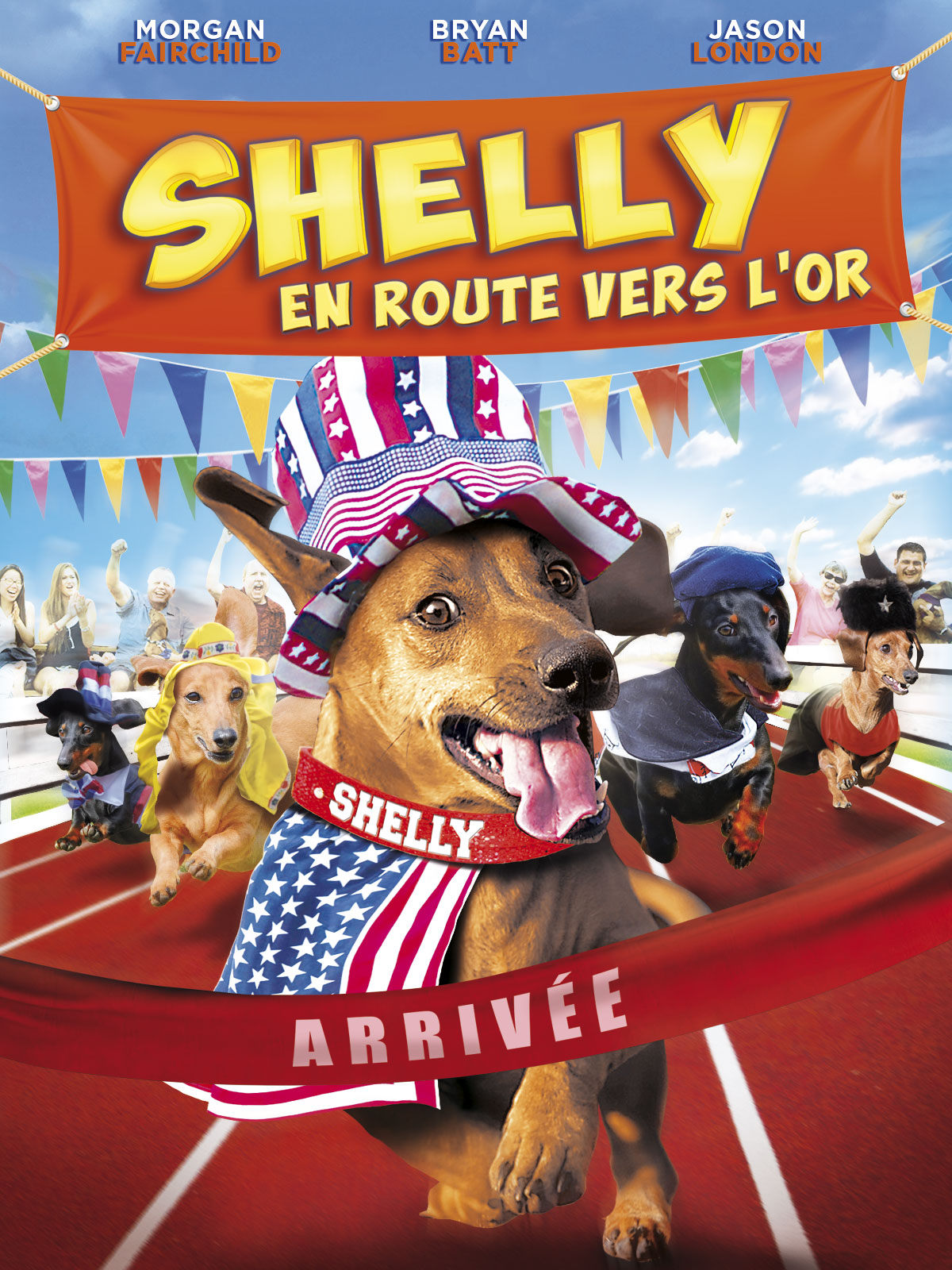 Shelly, en route vers l'or |