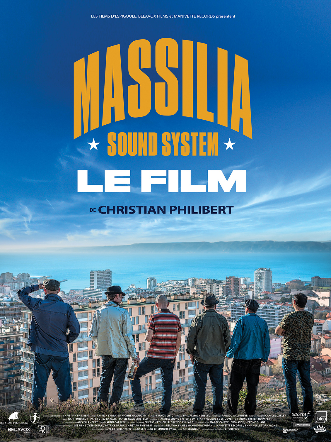 Massilia Sound System - Le film | Philibert, Christian (Réalisateur)