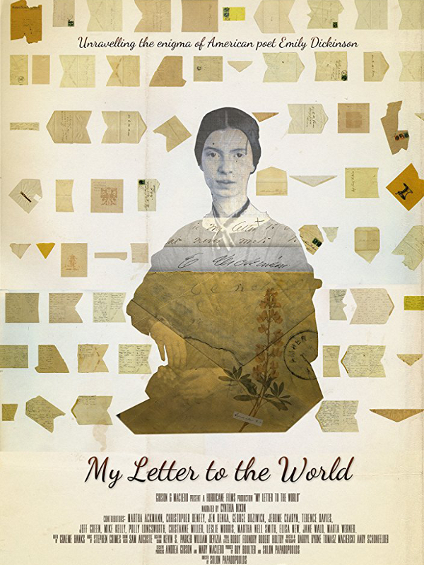 "Afficher ""My Letter to the World"""