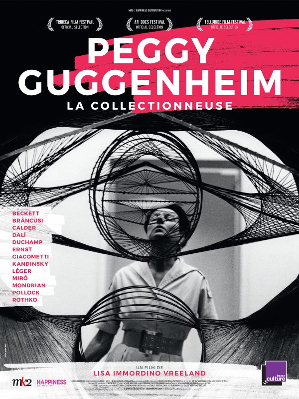 Peggy Guggenheim, la collectionneuse |