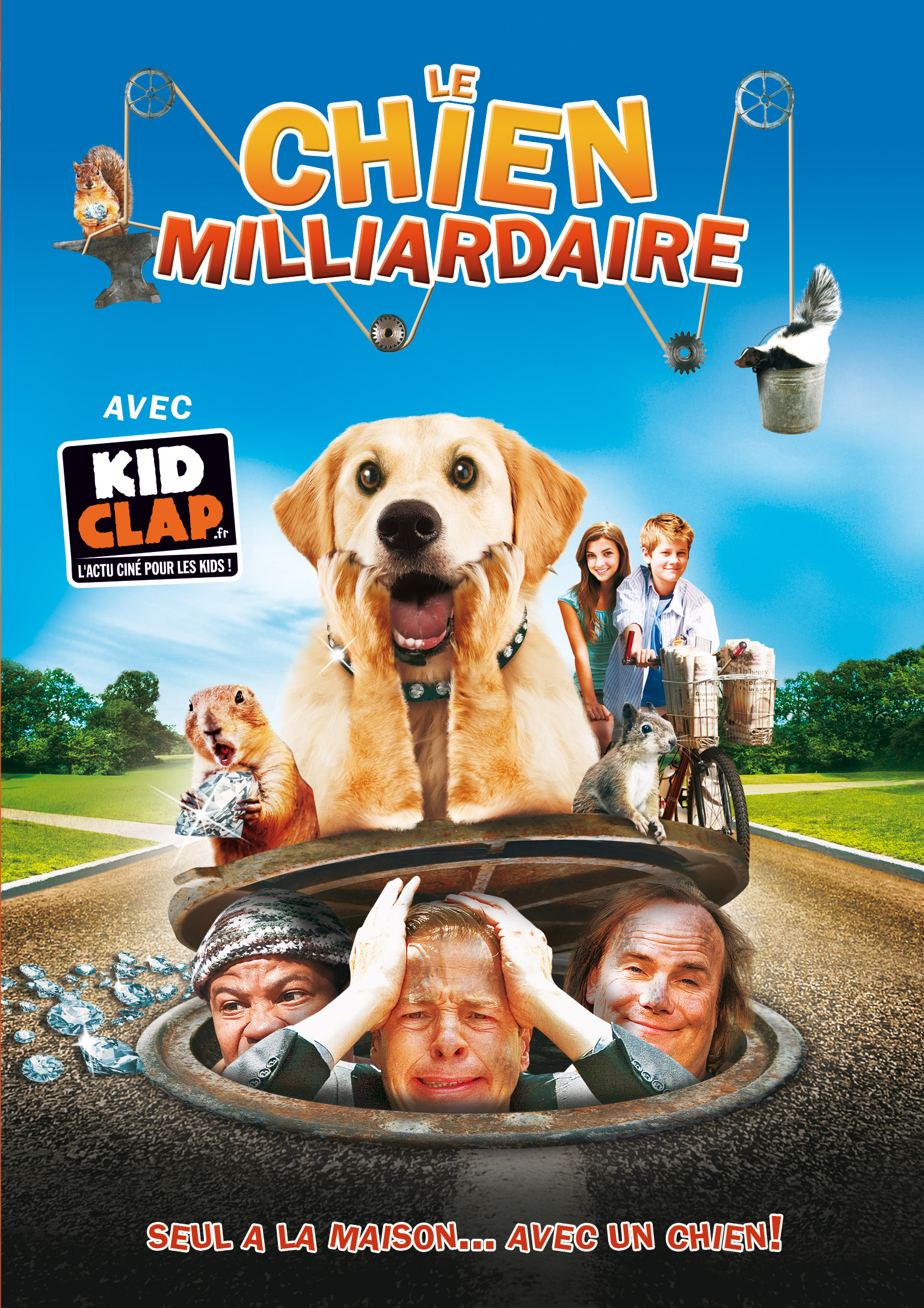 Diamond Dog : chien milliardaire | Stouffer, Mark (Réalisateur)