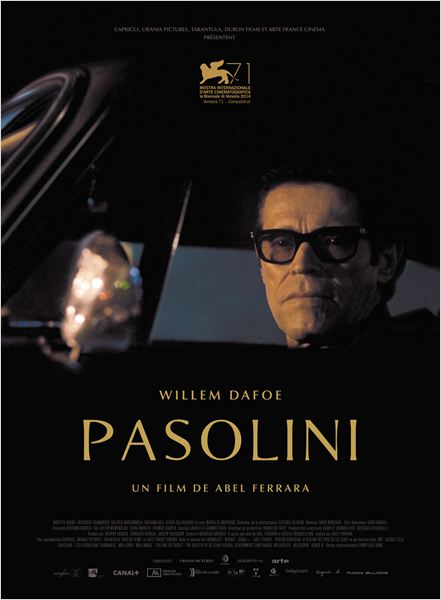 Pasolini | Ferrara, Abel (Réalisateur)