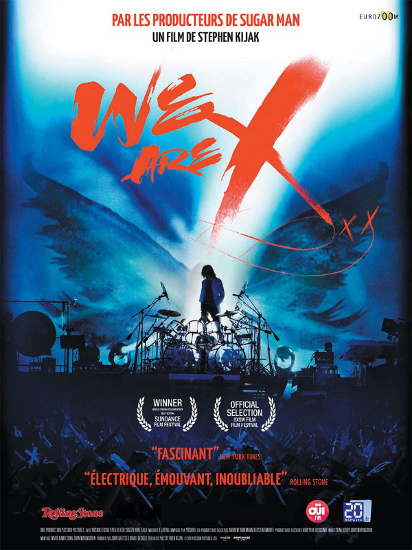 We are X |