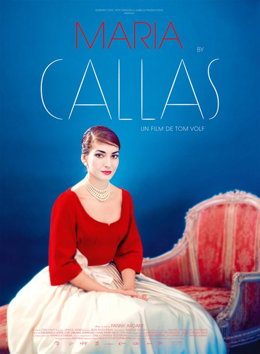 "Afficher ""Maria by Callas"""