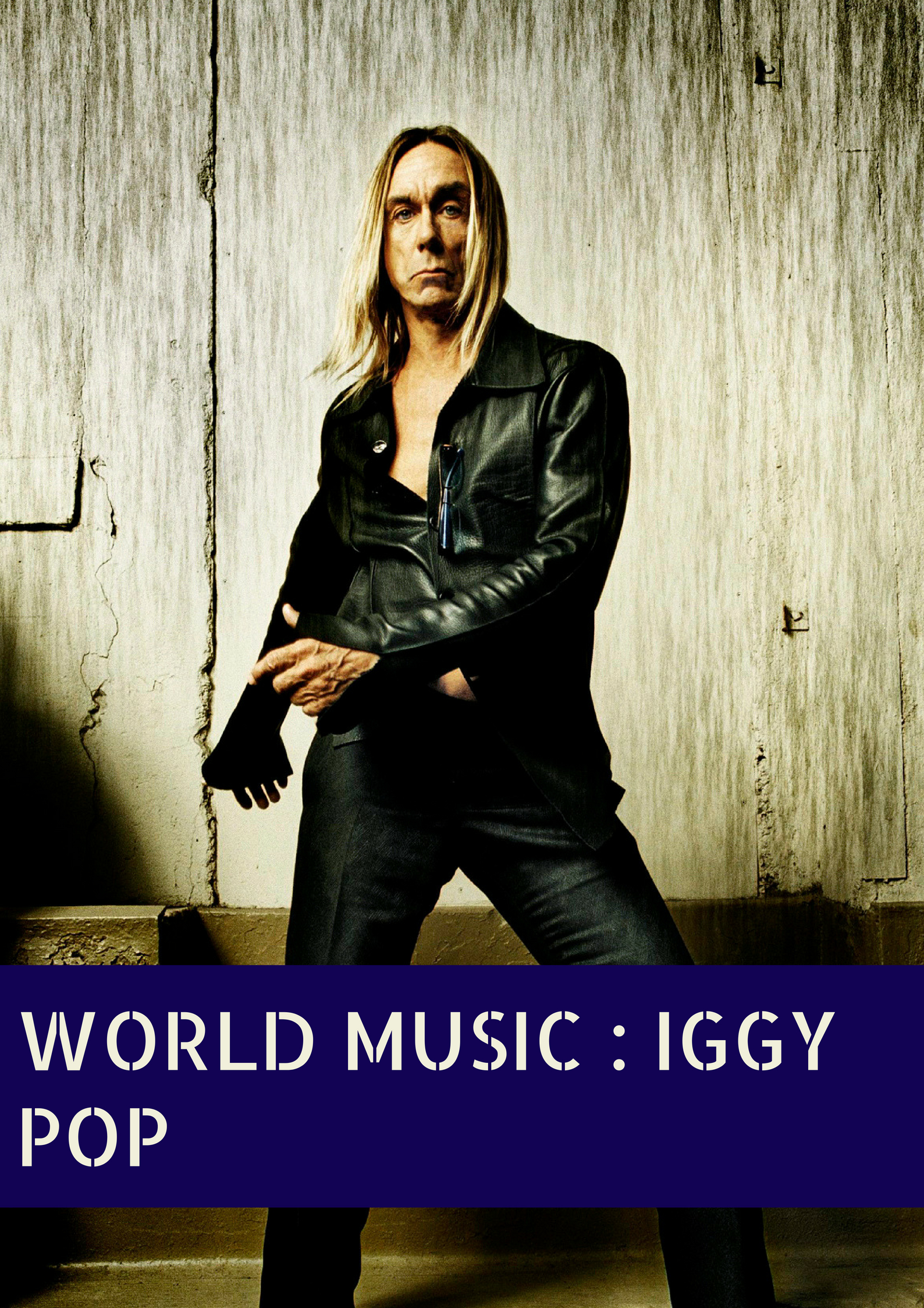 World music : Iggy Pop