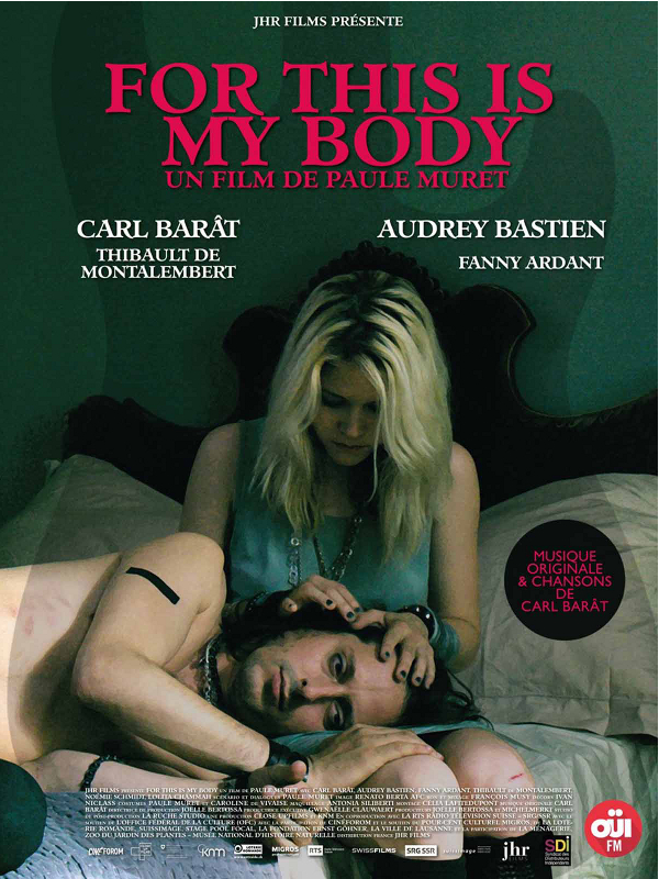 For This is My Body | Muret, Paule (Réalisateur)