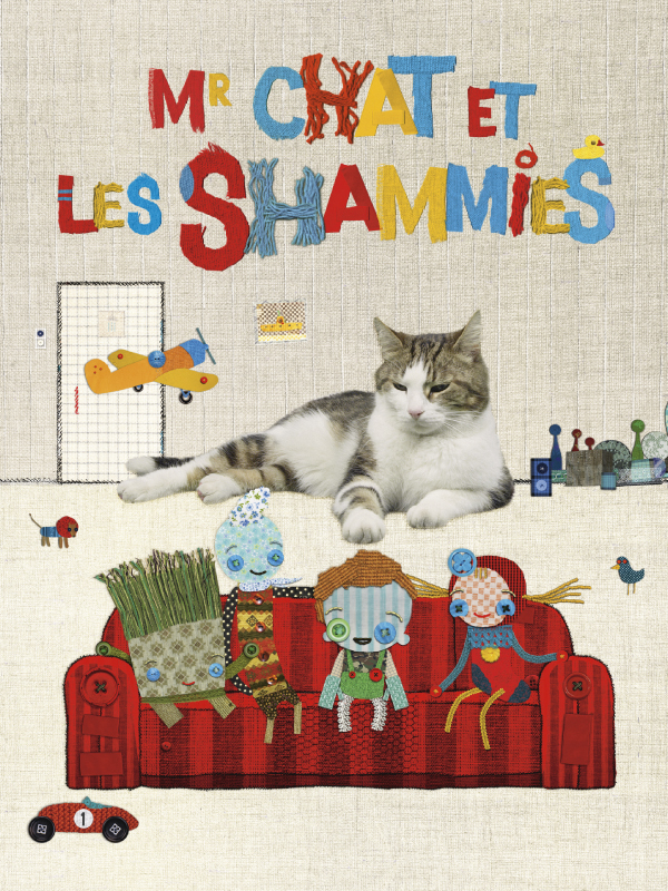 Mr Chat et les Shammies |
