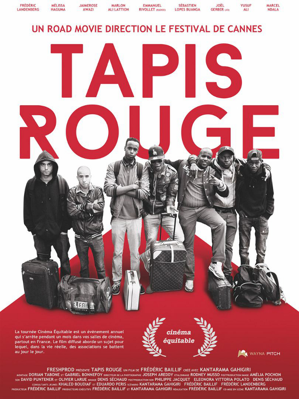 """Afficher """"Tapis Rouge"""""""