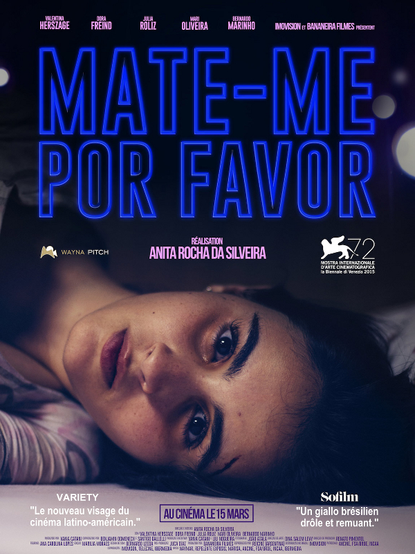 "Afficher ""Mate-me por favor"""