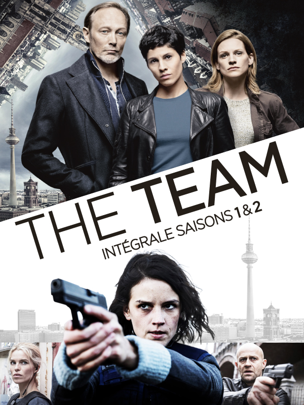 The Team - Saison 1 & 2 |