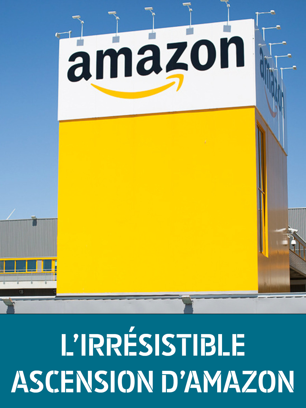 L'irrésistible ascension d'Amazon | Carr-Brown, David (Réalisateur)