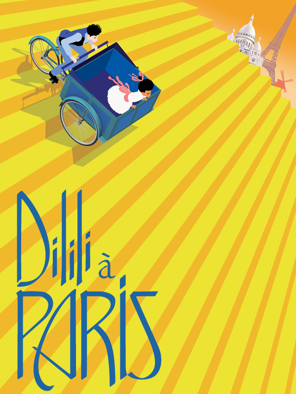 "Afficher ""Dilili à Paris"""