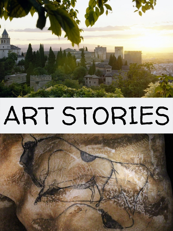 Art Stories - L'âme des monuments |