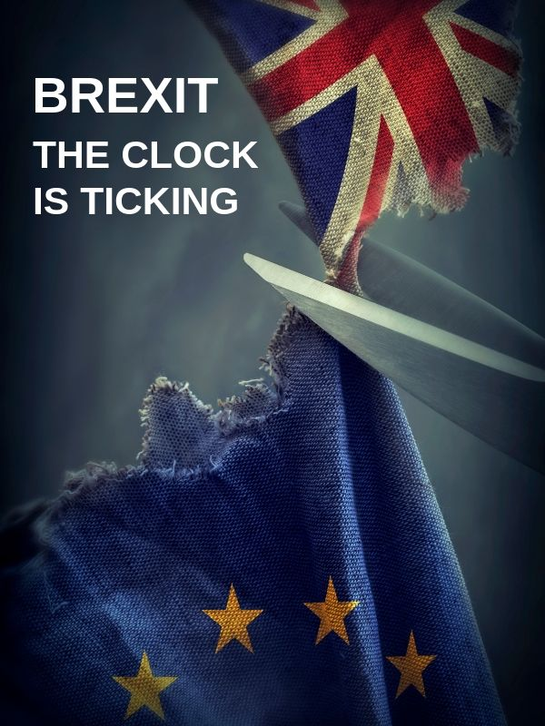 Brexit - The clock is ticking | de Halleux, Alain (Réalisateur)