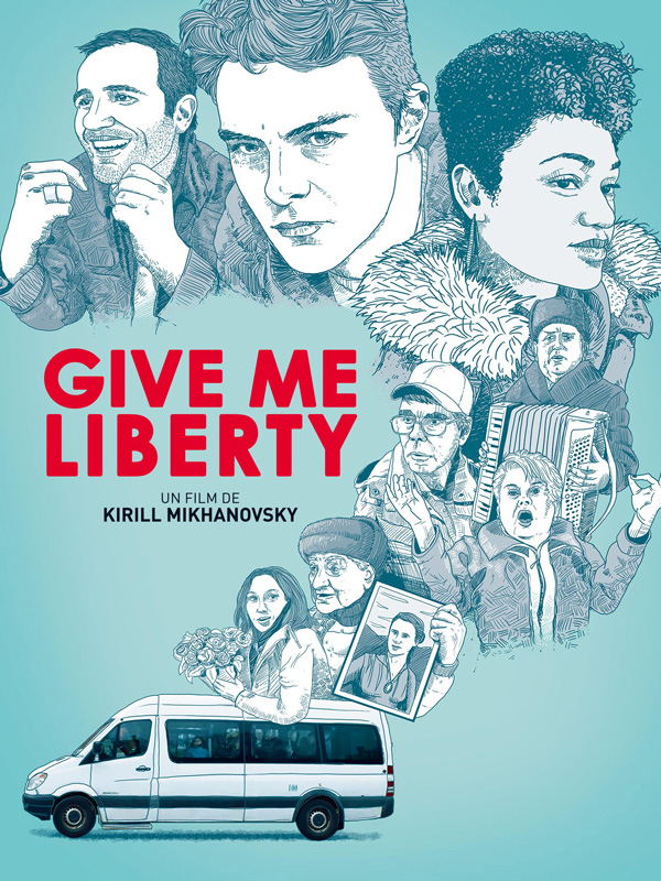 "Afficher ""Give Me Liberty"""