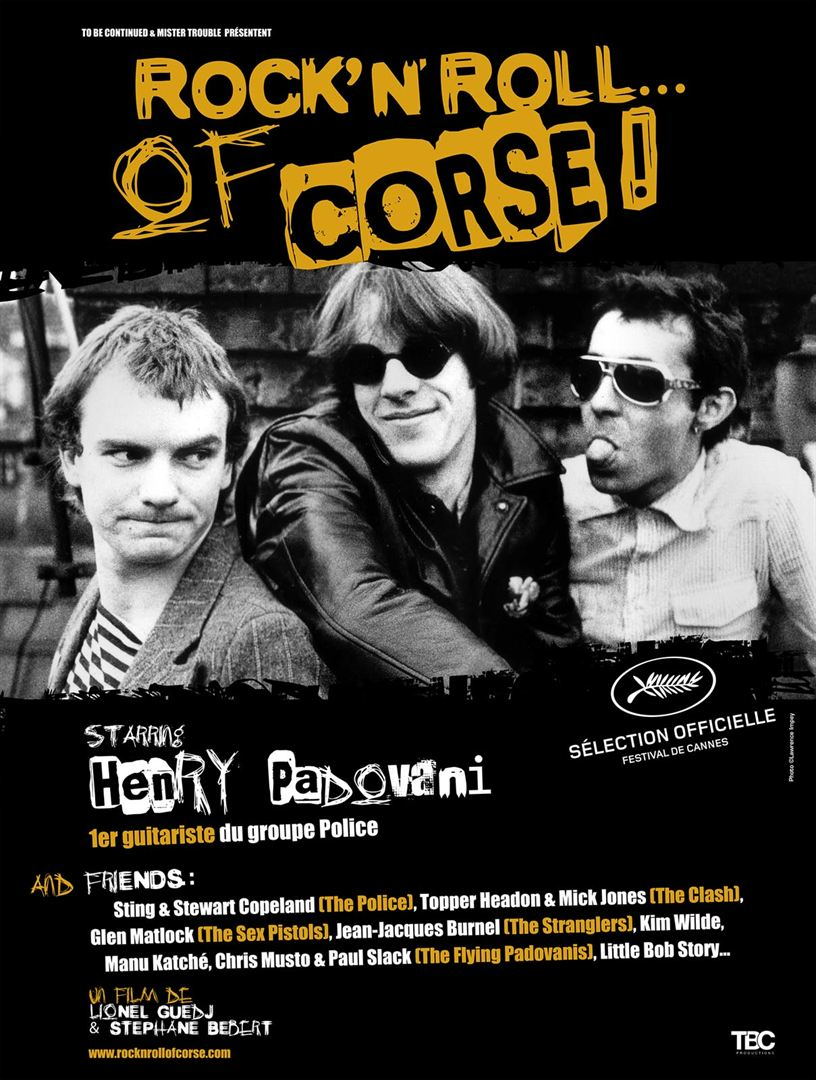 "Afficher ""Rock'n'roll... of Corse !"""