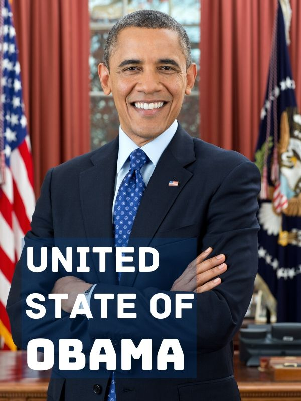 United States of Obama | Leconte, Emmanuel (Réalisateur)