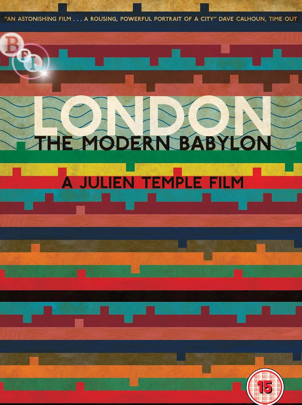 London : The Modern Babylon | Temple, Julien (Réalisateur)