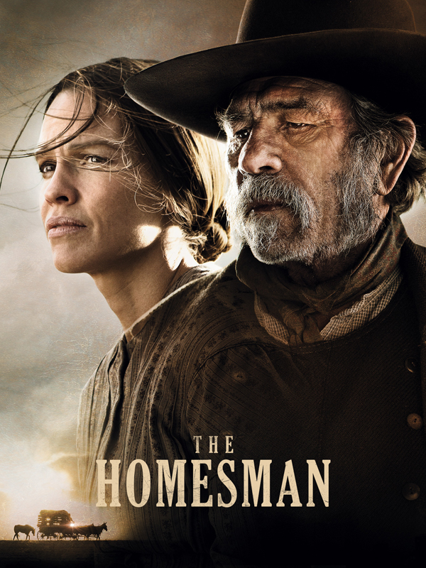 The Homesman | Jones, Tommy Lee (Réalisateur)