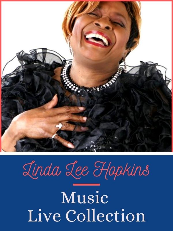 "Music Live Collection - Linda Lee Hopkins ""Secret Gospel"" 