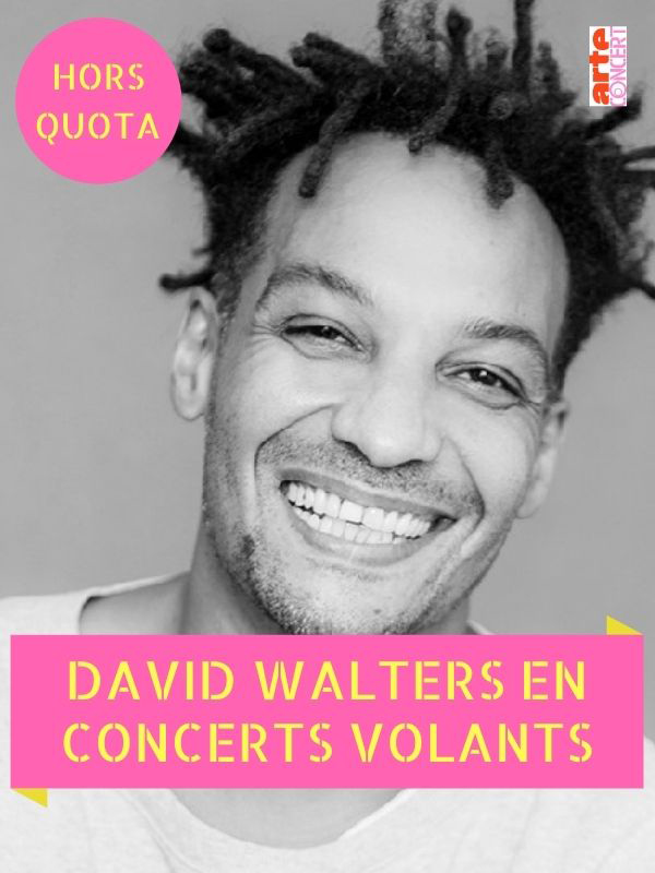 David Walters en Concerts Volants (2020)