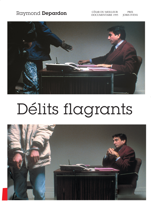 Movie poster of Délits flagrants