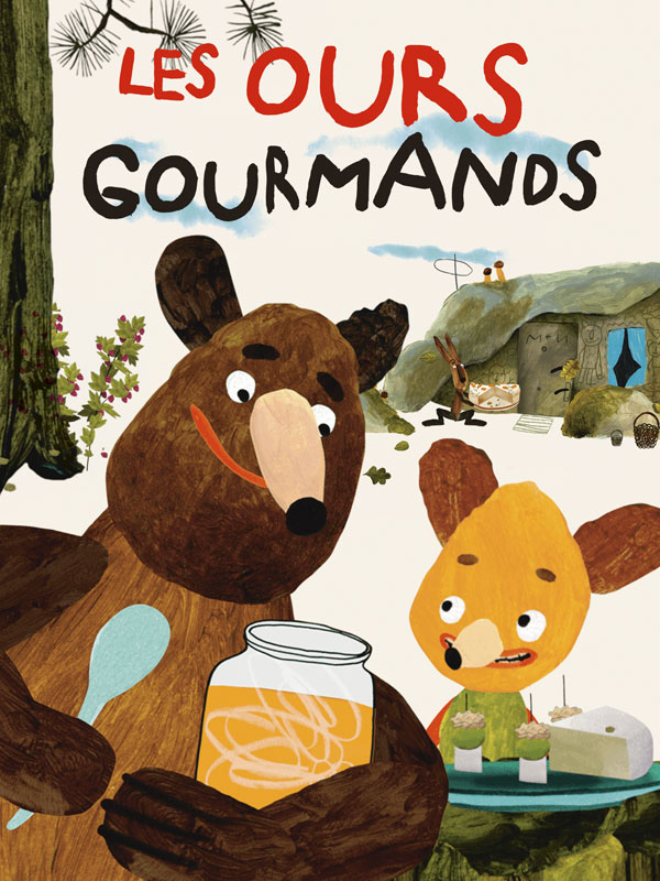 Les Ours gourmands - Volume 1 |